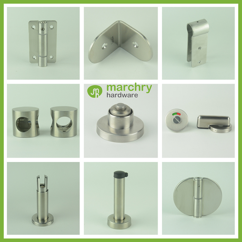 MH-3019 Toilet Partition Hardware Cubicle Fittings