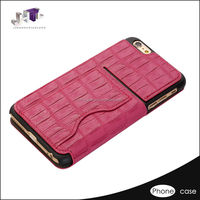 portable pu wallet case for iphone 5c
