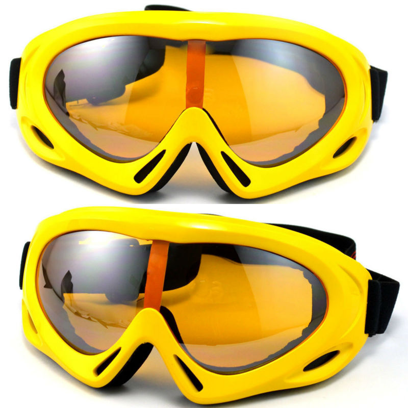 Anti fog single lens snowboard goggle with high quality