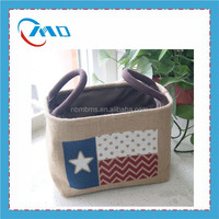 Simple Fashion Wholesale Jute Tote Bag