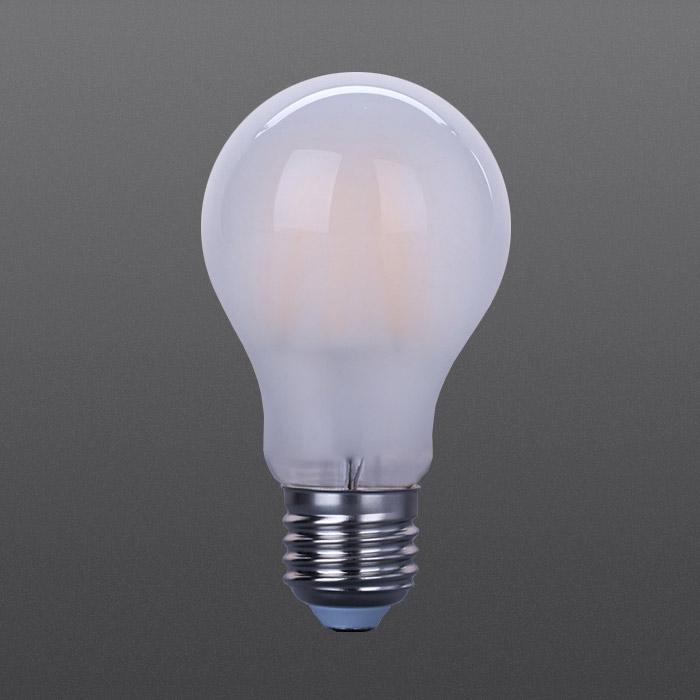 Professional Design E14 A60 Dimmable Filament Led Lamp
