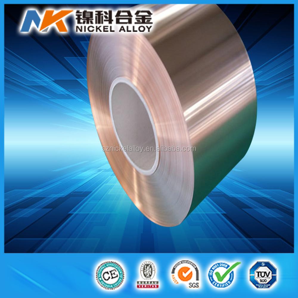 Electrical Material Beryllium Copper Strips, Electrical Material ...