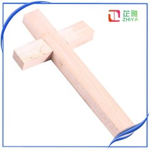 unfinished wooden crosses wholesale