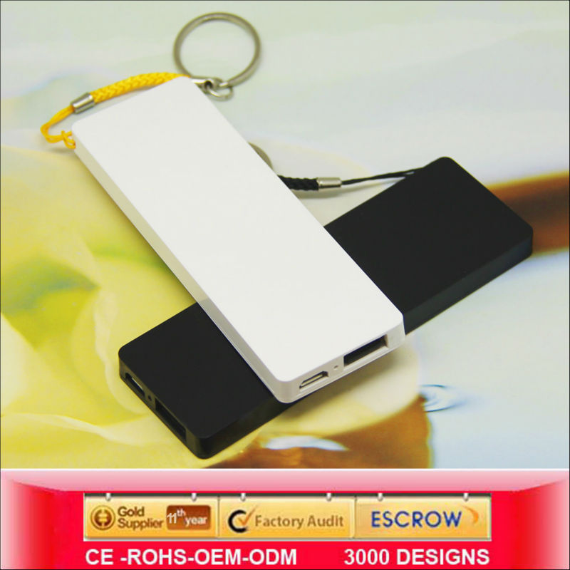 2014 New Design High Capacity Power Bank 5000mah Manufacturer, Supplier of Power Banks