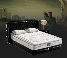 China supplier manufacture Fast Delivery soft latex bonnell spring mattress