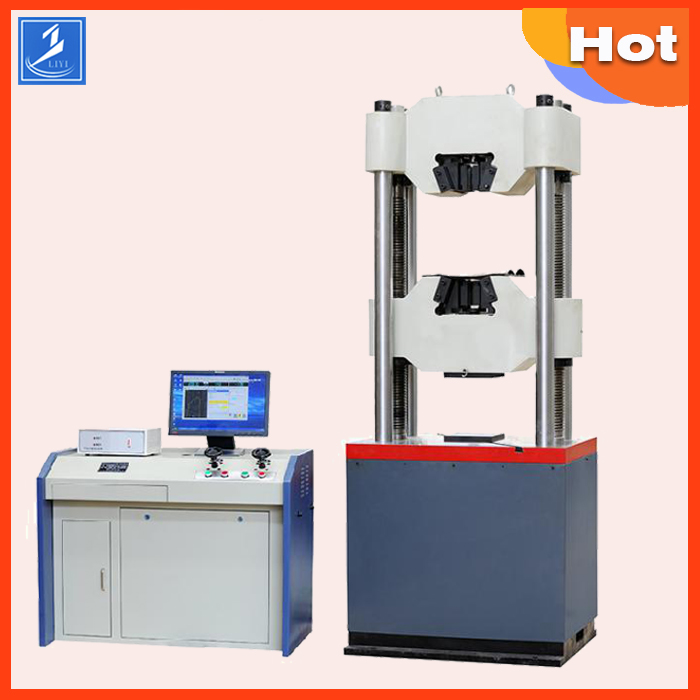 Electronic 100kn Hydraulic Dynamometer Tensile Testing