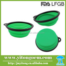Green Safety FDA Creative Silicone Bowl Kitchenware for Home