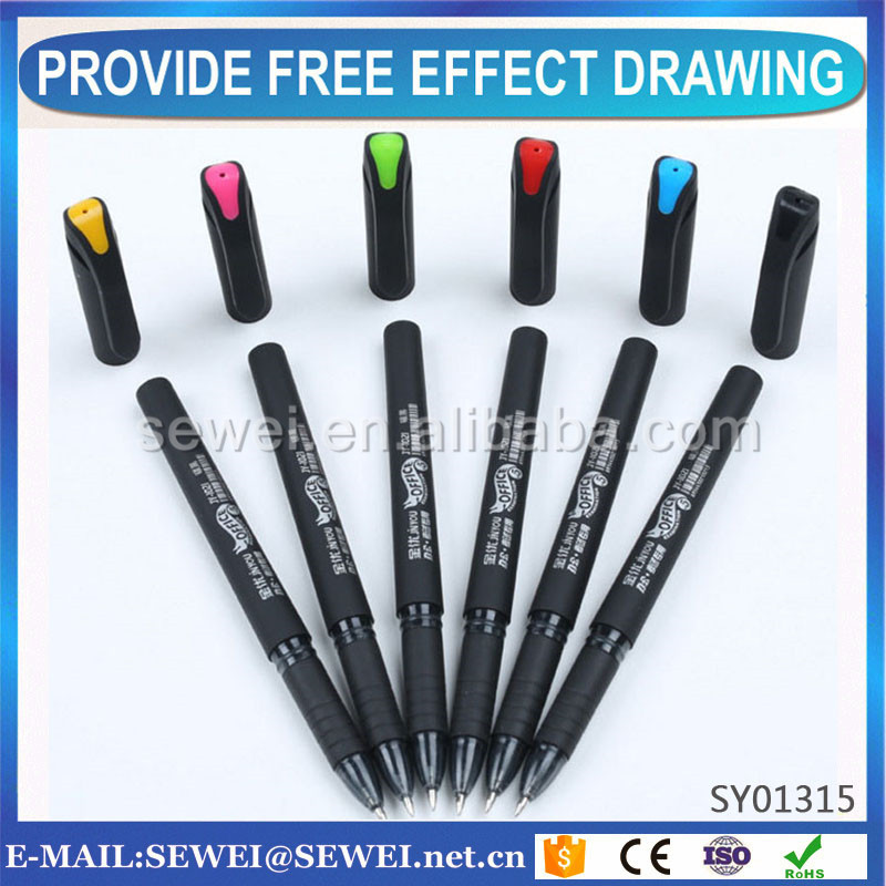 China manufacturer gel ink pens From factory