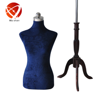 Adjustable dressmaker mannequin and tailors dummy for upper body female mannequin female for sale