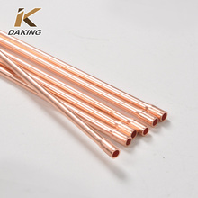 Factory price air conditioning and refrigeration copper capillary pipes