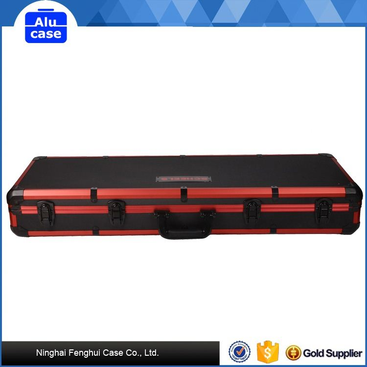 Hot sale aluminum hard gun cases with good quality