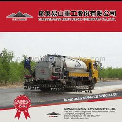 HZJ5073GLQ standard 4000L Asphalt Sealer Spraying Machine