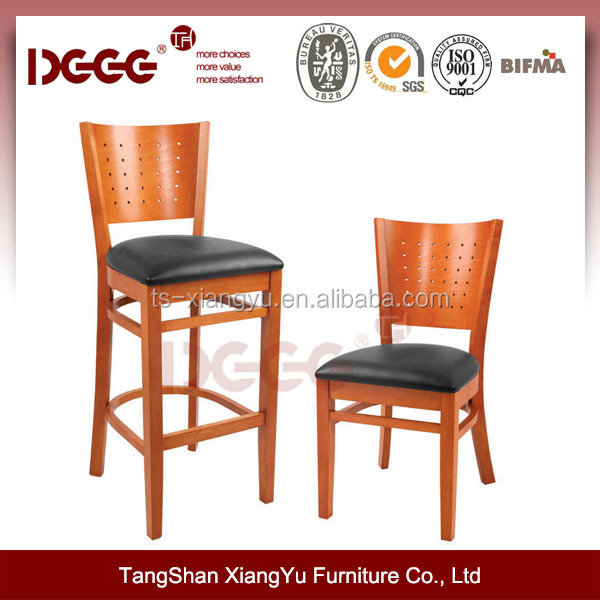 Newly Design Wooden Frame Furniture for Restaurant DG-W0118B In Sale