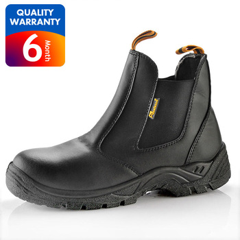 Brand Name Safety Shoes for Worker Designer Work Boots China Safety Shoe Steel Toe Cap