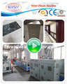 3d PVC WPC Decorative Plastic Wall Panel Machine For Bathroom Interior Decoration Wall Panel