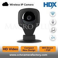 battery powered 130degree angle of view Dropcam pro IP camera