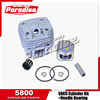58CC 5800 Chainsaw Piston,Chainsaw Cylinder Kits,Chainsaw Cylinder Piston Kits