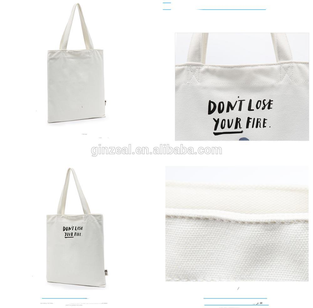 Global Certificated China Supplier Wholesale Cheap Eco Cotton Handbag