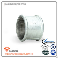 ductile iron t-type pipe push on joint