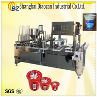 Lose money sell ss304 Mali small business juice /water cup fill seal packing machine