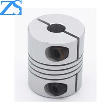 Motor Shaft 8mm to 8mm Joint Helical Beam Coupler Coupling D18L25