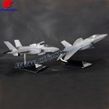 Polyresin 3D Military Aircraft Model Custom Designs