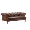 American Style Classic Luxury Chesterfiel Sofa