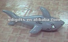 inflatable animal toys plastic shark PVC air ocean animal toys kid toys