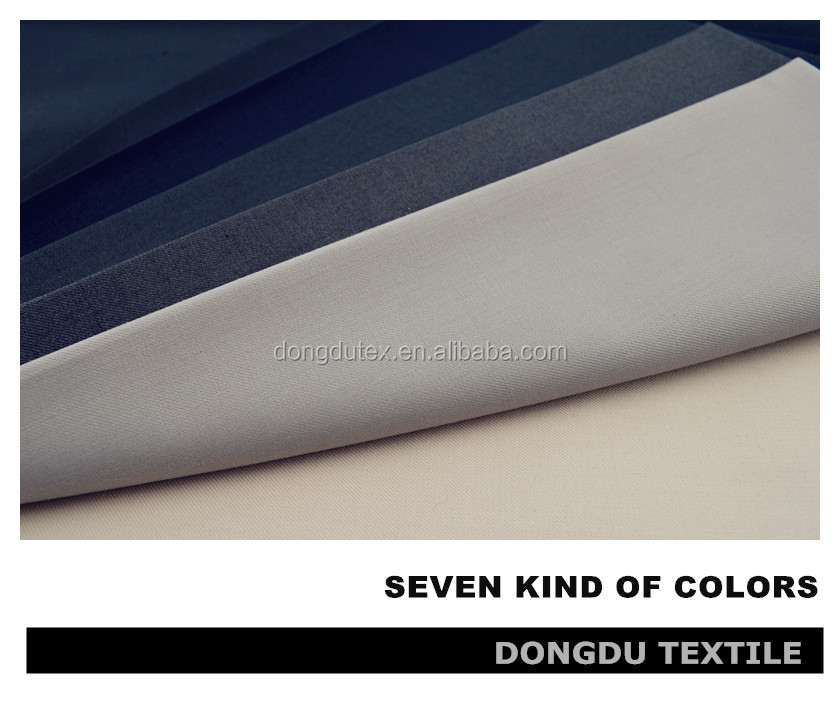 DD-2159 T80/R20 360G/M uniform fabric for suit and pant