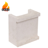 high alumina temperature refractory corundum bricks as furnace lining