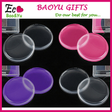 Makeup Applicator Gel Puff for Refined Cream Clear Silicone Beauty Sponge.
