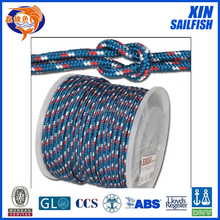 8mm Stranded polypropylene braided rope