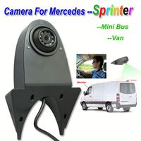 Beautiful video camera car registrator for Camper Van