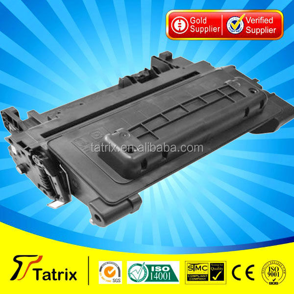 Compatible Black/Color Laser Toner Cartridge for hp CE390A/390X Printer Consumables