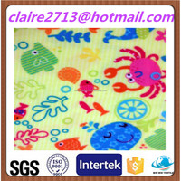 The strength supplier of crab flannel fabric