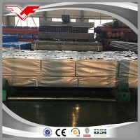 hot rolled rectangular steel pipe/square tube