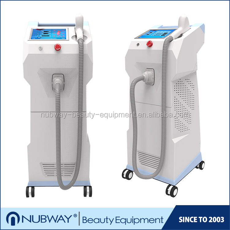 2016 hot sale ce approved medical 808 diode laser hair removal appliance