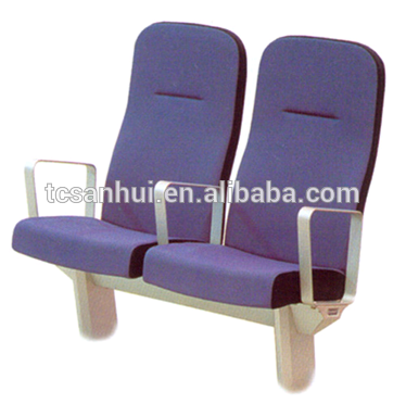 Hot selling plastic fold-down boat seat
