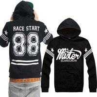 2013 winter hot sell! special design men fancy hoodies