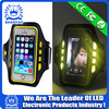 2016 Factroy Supply Moblie Phone Led Arm Bag For stockage
