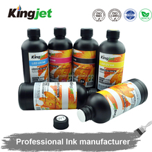 Factory best uv ink price,uv ink for epson DX5 printer heads