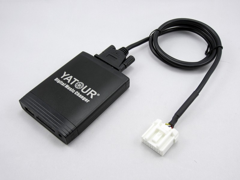DMC USB SD MP3 interface adapter for Mazda 3 5 6 RX8 Premacy