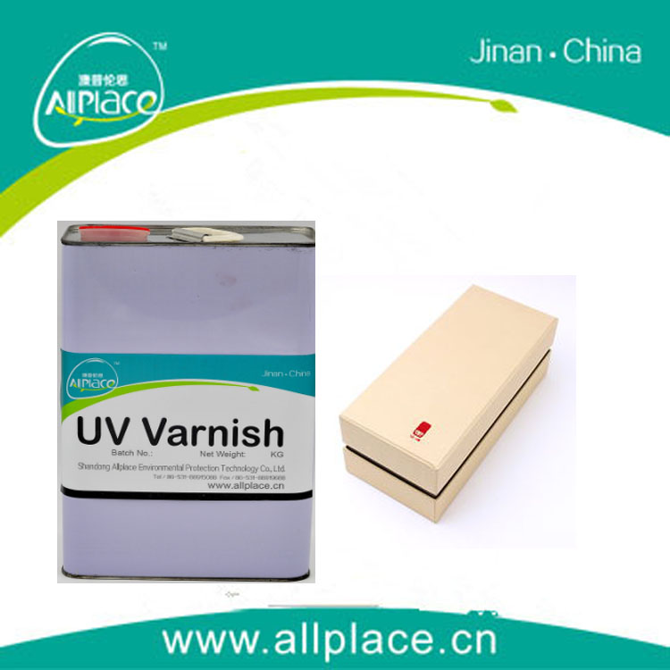 UV varnish for wood furniture lacquer
