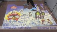 Defi wholesale interactive floor/wall projection system from China
