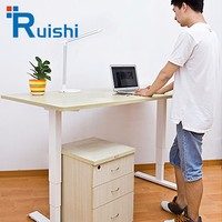 Simple Design 2016 New Product Adjustable Home Office Desk Furniture Photo