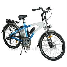 New Alloy City Electric Bike 250w 36V/10AH lithium battery road bicycle