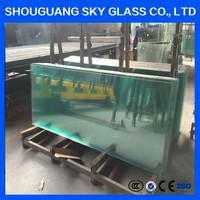 Glass Factory ! 3mm-12mm Otao Full Cover Tempered Glass, Tempered Glass Door, Tempered Glass Cost Per Square Foot