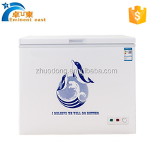 Hiqh quality small portable commercial deep freezer