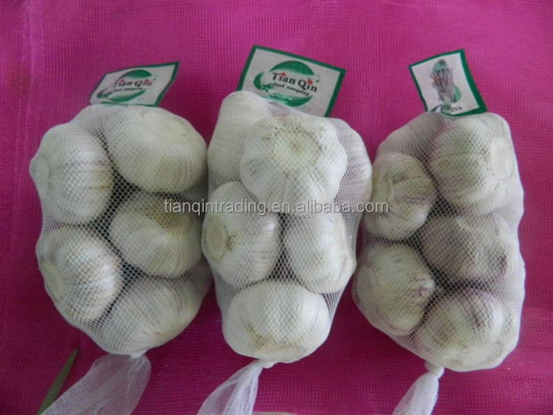 Fresh New Garlic/Fresh Red Garlic in China (200g, 250g,500g,1kg)