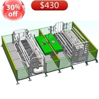 Factory Direct Sale Cheap Sow Farrowing Crates Equipment for Farm Pig